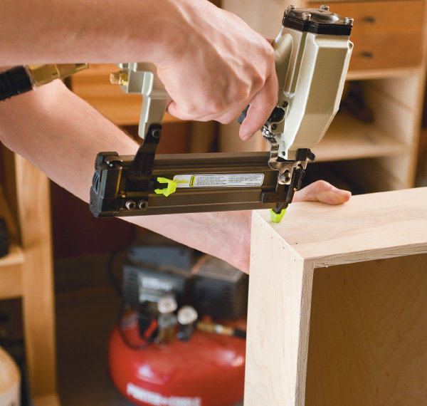 Pneumatic Nailers For Woodworking