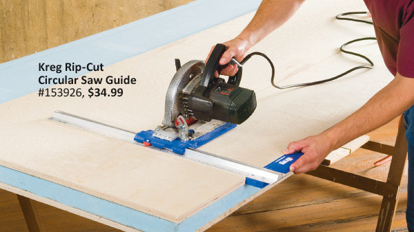 Panel-Cutting Guides