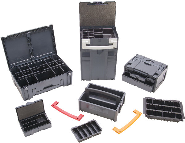 Tanos Systainer® Storage System