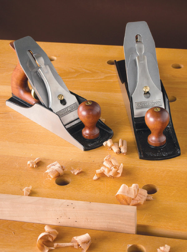 WoodRiver® No. 41⁄2 and No. 51⁄2 Bench Planes
