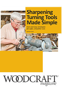 How to Sharpen Your Turning Tools
