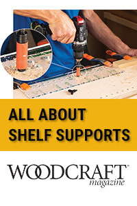 All About Shelf Support