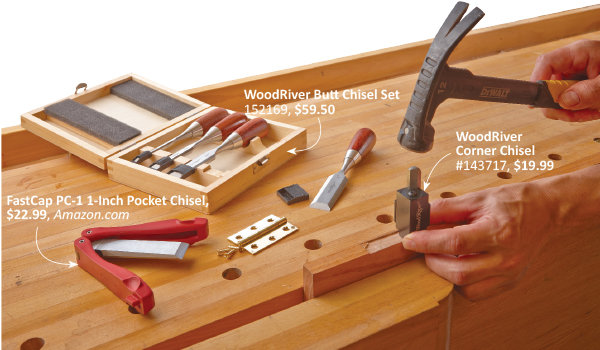 Specialty Chisels