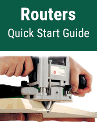 Routers quick start