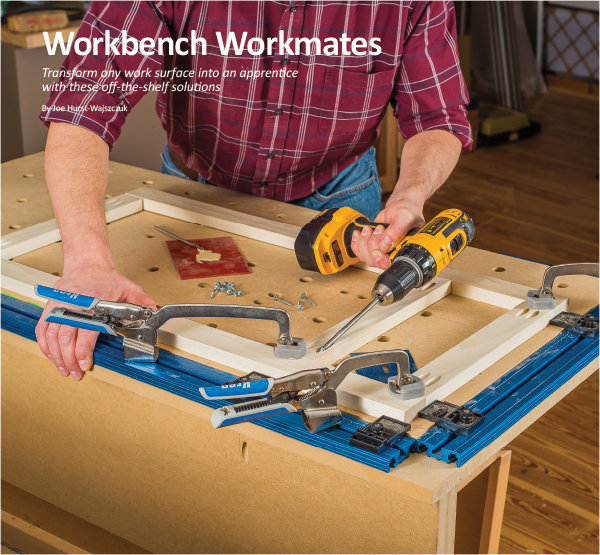 Magnificent Workbench Workmates Clamp Systems Squirreltailoven Fun Painted Chair Ideas Images Squirreltailovenorg