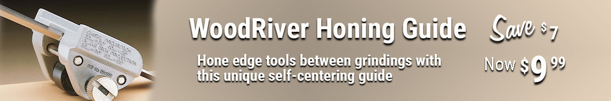 WoodRiver Honing Guide