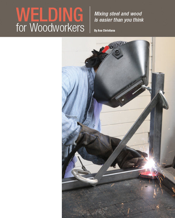 Pleasing Welding For Woodworkers Pabps2019 Chair Design Images Pabps2019Com