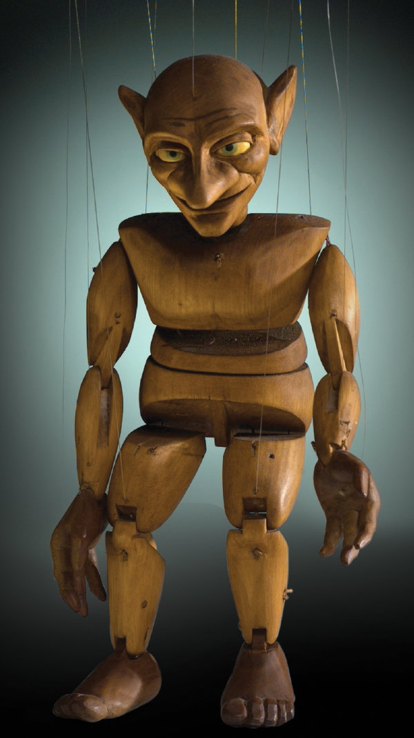 Marionette puppet