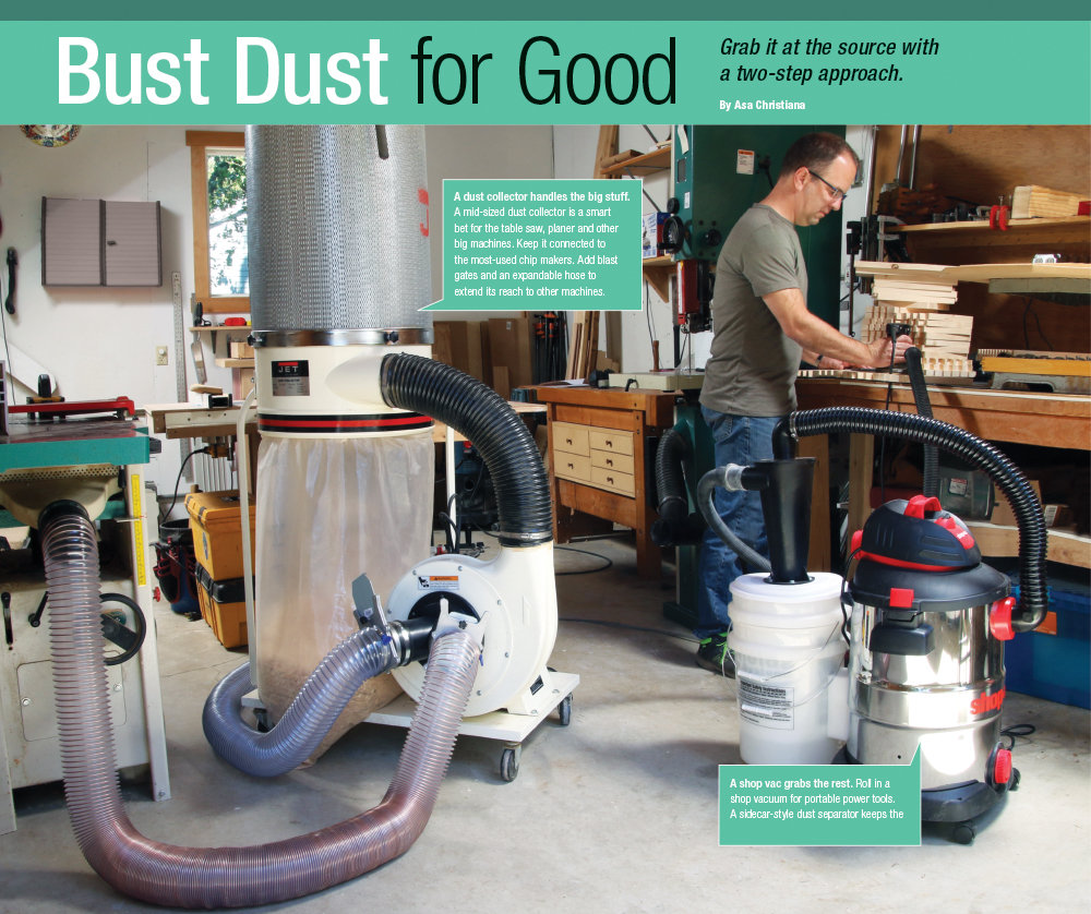 Bust Dust For Good