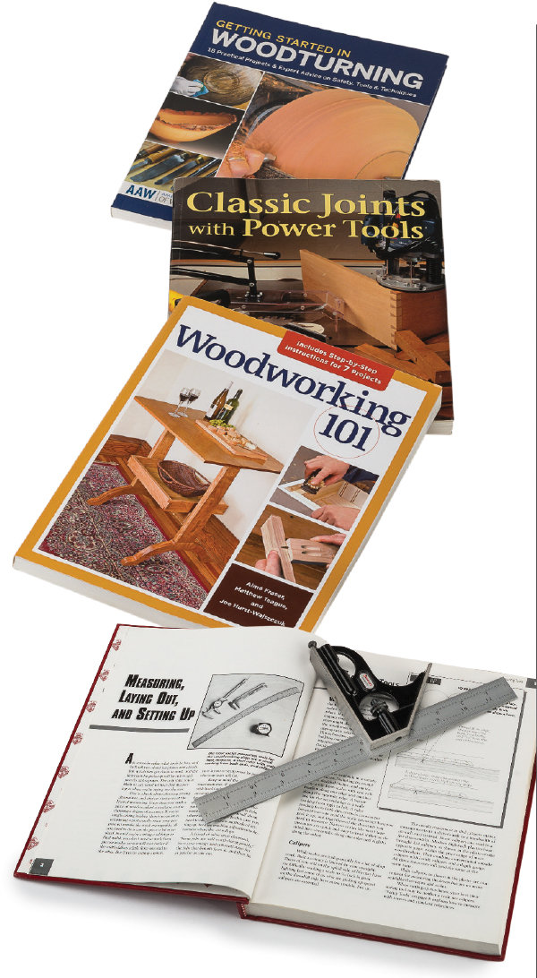 advice for woodworkers