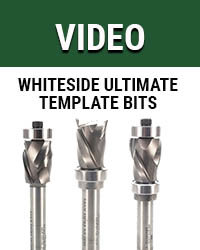 Video: Whiteside ultimate template bits