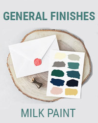 General Finishes adds 12 new milk paint colors