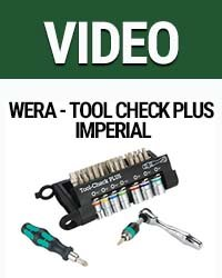 Video- Wera tool check plus