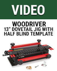 WoodRiver Dovetail Jig
