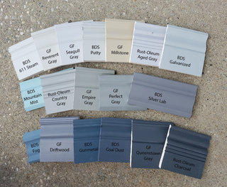 Grays all labeled
