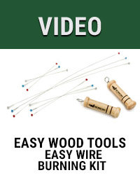 Video Easy wire burning kit