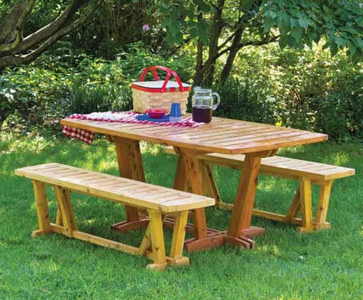 Outdoor Tables & Benches