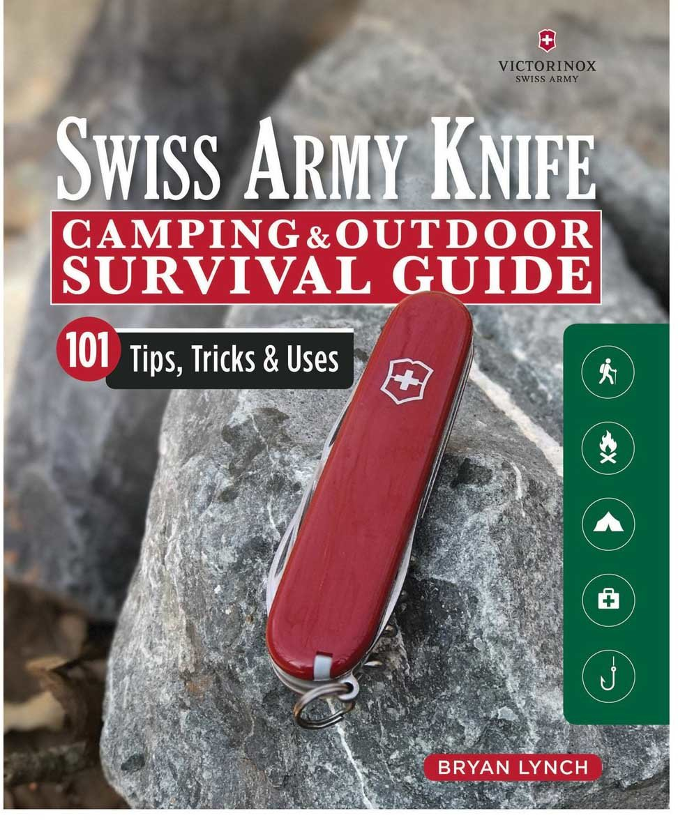 Swiss Army Knife Camping & Outdoor Survival Guide