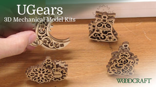Ugears model kit yt thumb