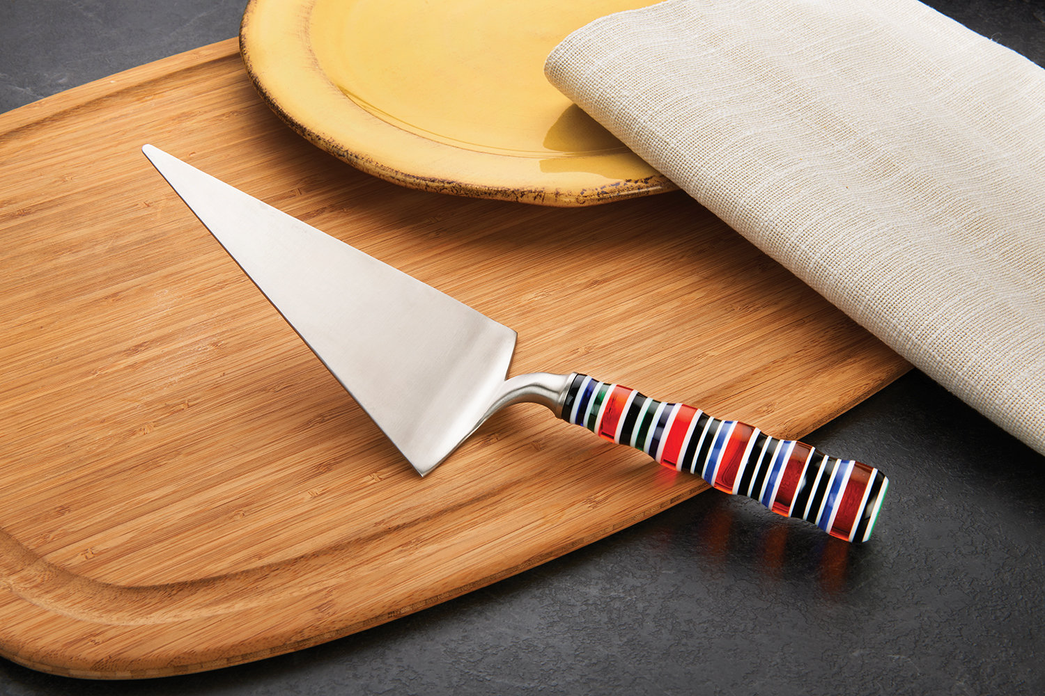 WoodRiver Stainles Steel Pizza Server
