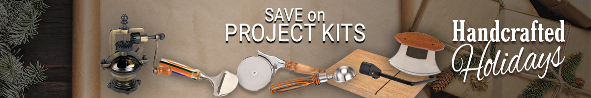 save now on project kits
