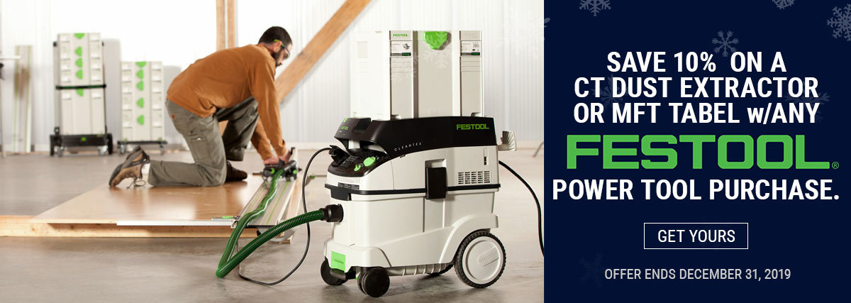 Last Chance for this FESTOOL Offer