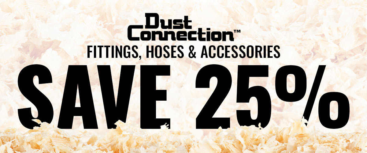 25% Off Dust Connection