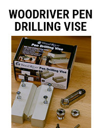 WoodRiver pen drilling vise