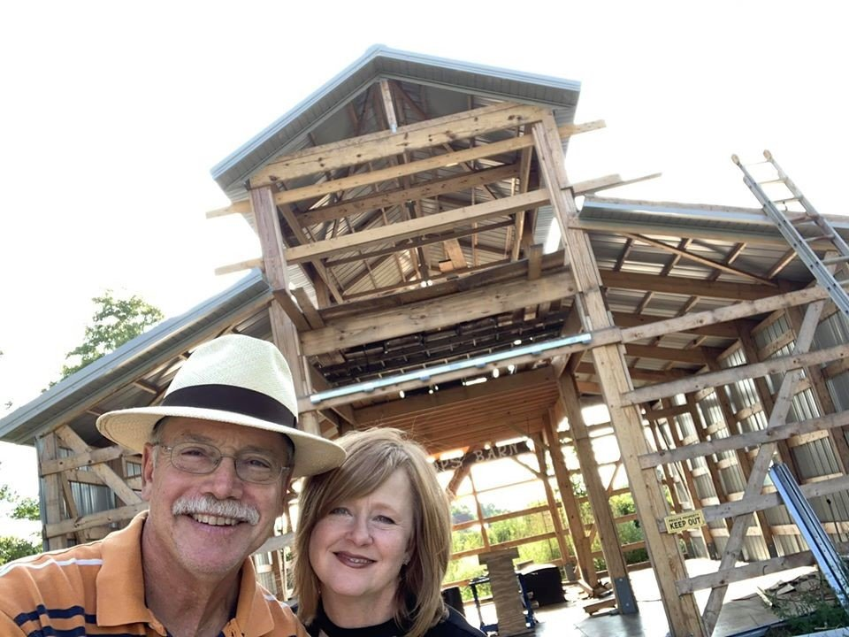 Scott and Suzy Phillips The American Woodshop