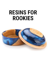 Resins for Rookies