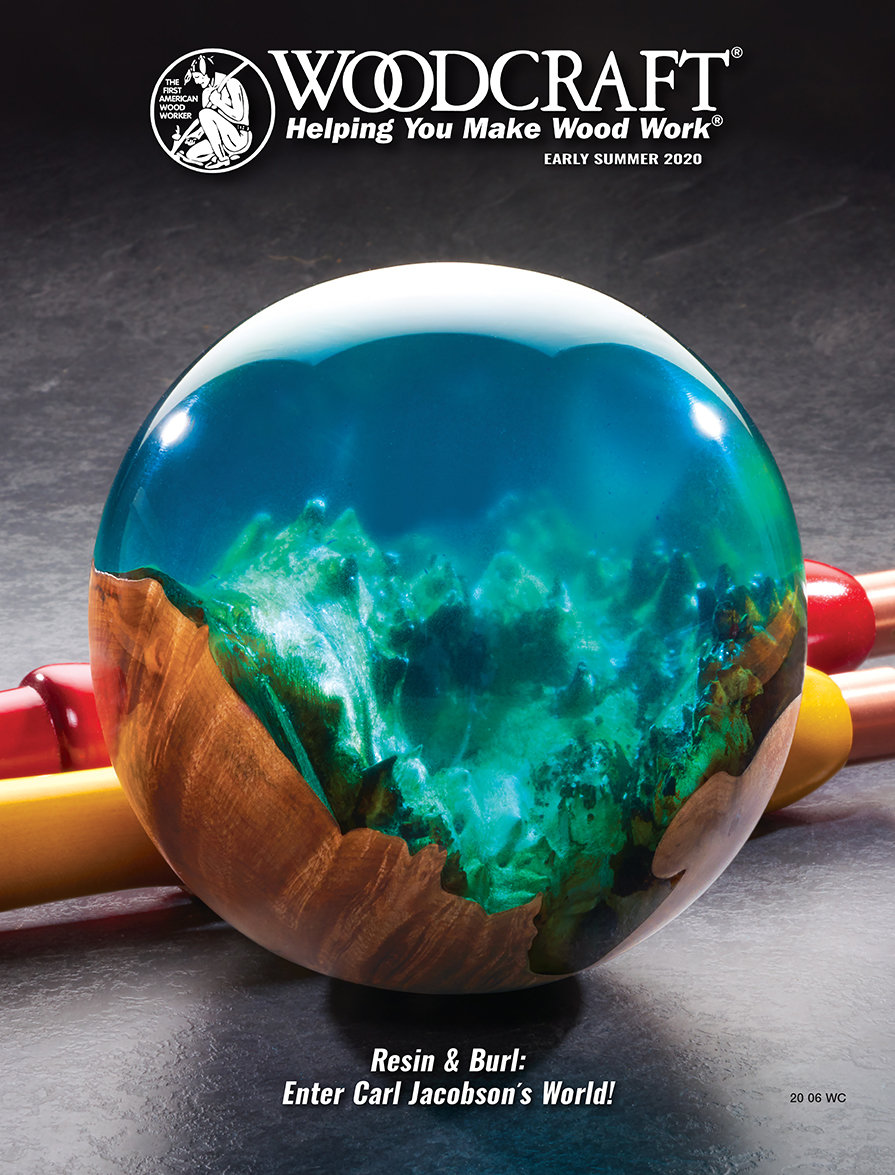 Woodcraft June 2020 Cover