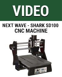 Next Wave Shark SD100 video