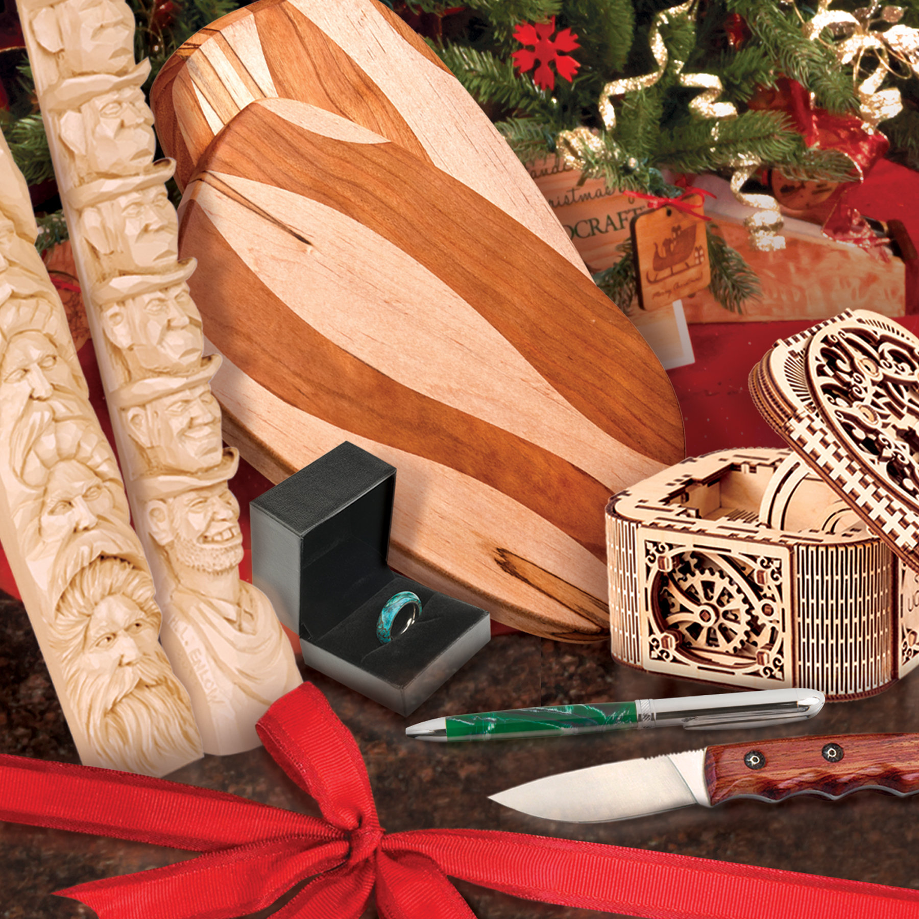 Handcraft Holiday Gifts This Year with Help from Woodcraft