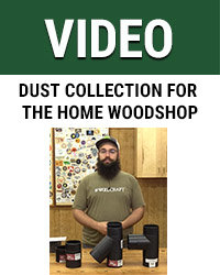 Dust Collection for the home woodshop