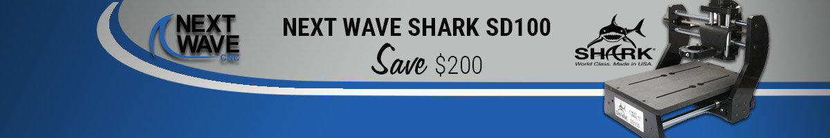 Save $200 on Next Wave Shark SD100