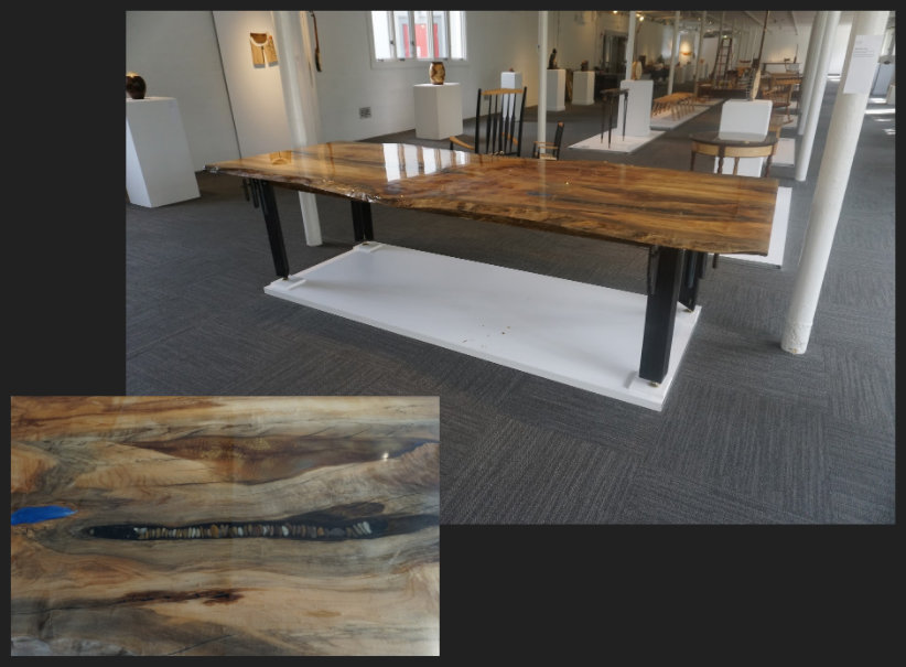 Maple River Table by Stonewall Farms