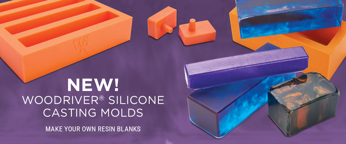 Create Your Own Resin Blanks