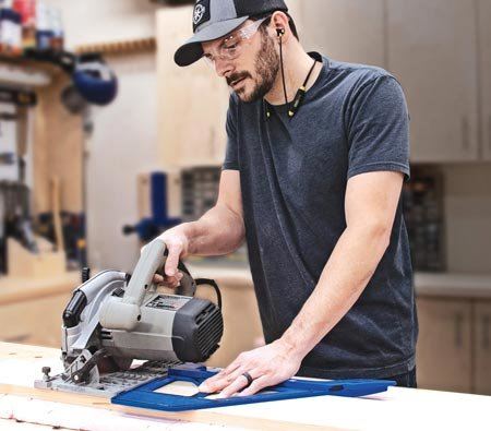 Wood worker Brad Rodriguez of Fix This Build That.