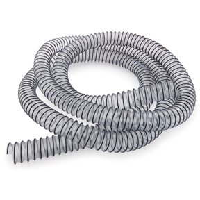 "1-1/2"" x 15-feet Clear Dust Collection Hose"