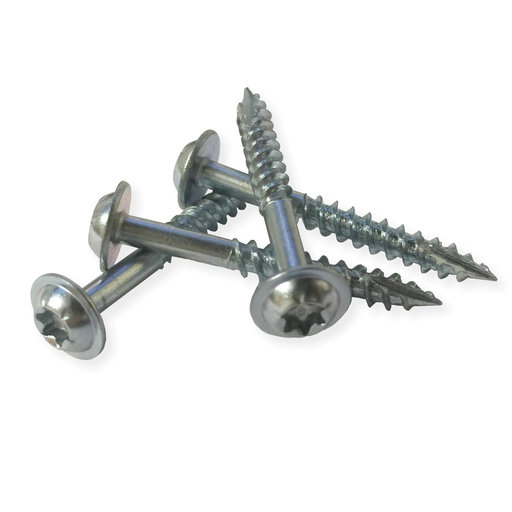 "View a Larger Image of 1-1/4"" PocketScrews Fine 500 pc"