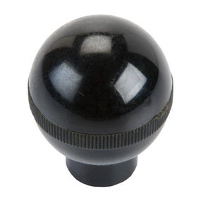 "1-3/4"" Ball Knob with 3/8"" - 16 Insert"