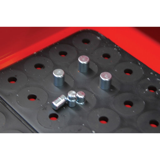 View a Larger Image of 1/4 In. Power Pegs for Power Mat, Socket Caddy or Magnetic Strip, 10 Pack