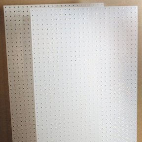 "1/4"" Peg Boards (2)"