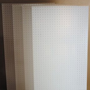 "1/4"" Peg Boards (4)"