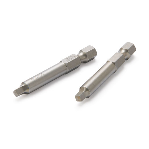"View a Larger Image of #1 Square 2"" Driver Bits - 2pc"