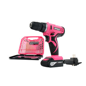 10.8 V Lithium-Ion Cordless Drill with 30 Piece Accessory Se