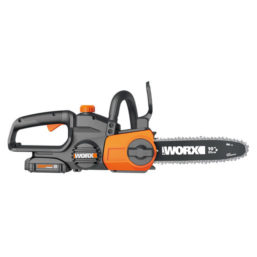 "View a Larger Image of 10"" Cordless Chain Saw 20v Li-ion"