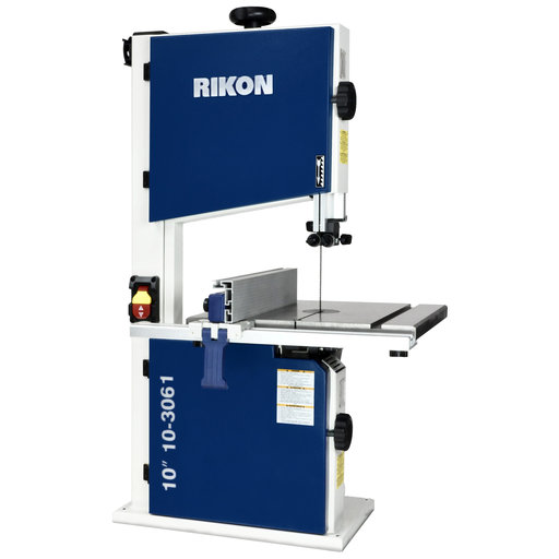 "View a Larger Image of 10"" Deluxe Bandsaw"
