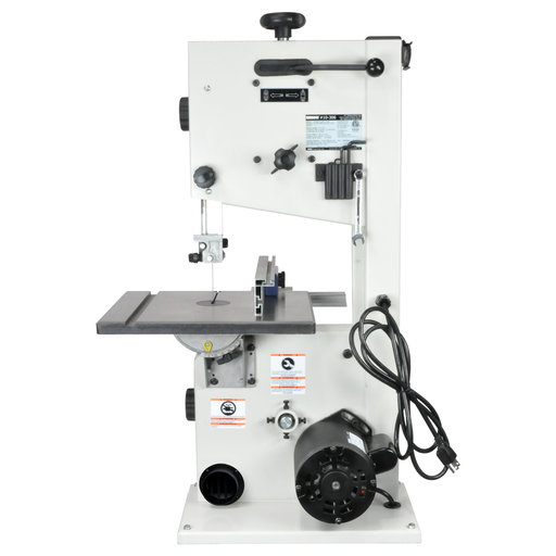 "View a Larger Image of 1/2HP 10"" Deluxe Bandsaw"