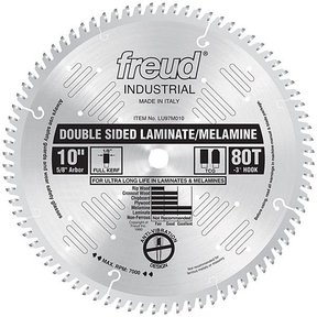 "10"" Double Sided Laminate/Melamine Blade"